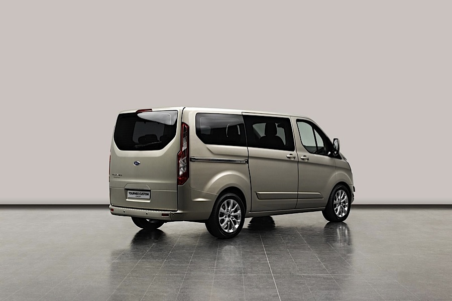 Ford Torneo Custom и Transit