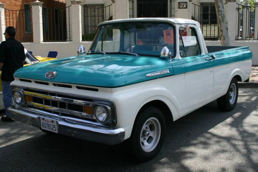 Ford F-series 1961