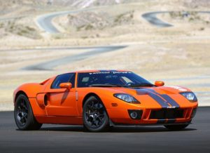 2012 Ford GT