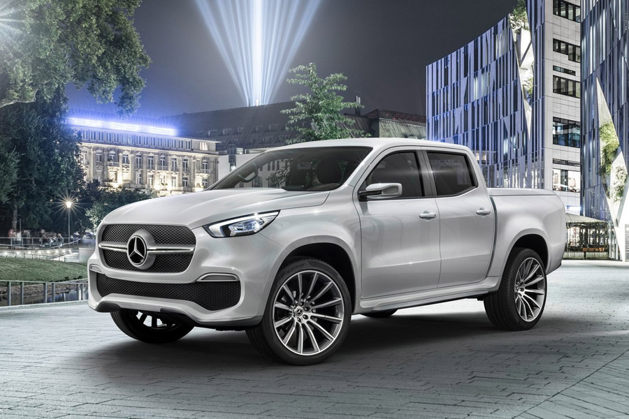 2018 Mercedes-Benz Pickup