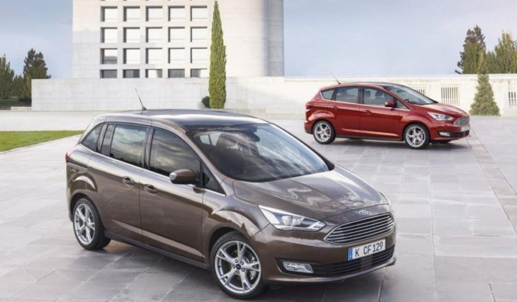 Ford Grand C-Max и Ford S-Max