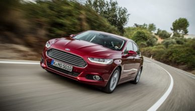 Ford Mondeo 2017 года