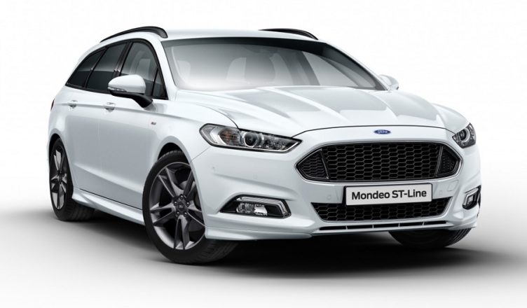 Ford Mondeo ST-line 2017