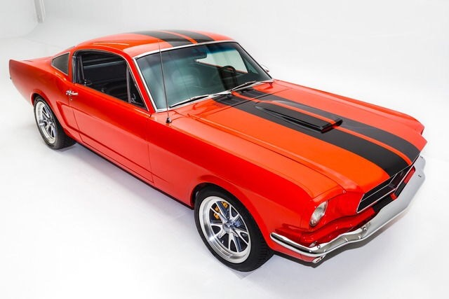 Ford Mustang '65 2+2 Fastback