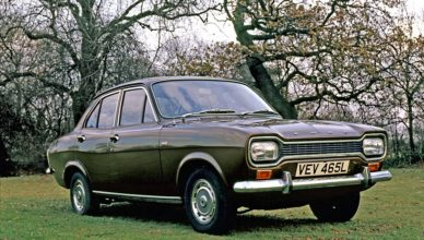 Ford Escort 1300 GT Saloon 1968